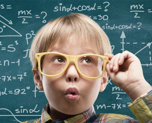 Mali mistrzowie zajęcia z matematyki
