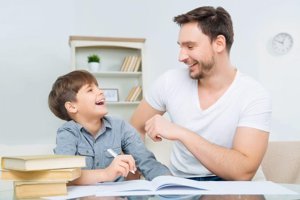 pochwały dla dziecka w nauce