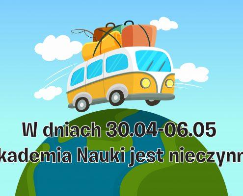 akademia nauki Warszawa informacja