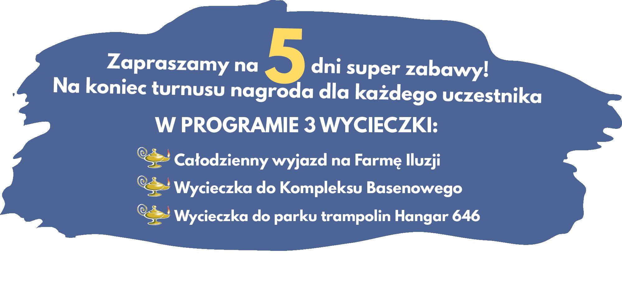 program turnusu dla dzieci