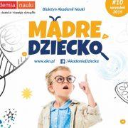 mądre dziecko zajęcia w Warszawie